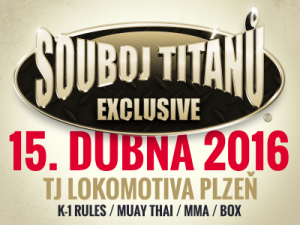 Souboj Titánů exclusive 2016