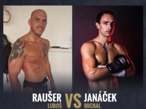 Luboš Raušer vs Michal Janáček