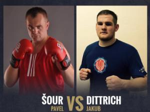 Pavel Šour vs Jakub Dittrich