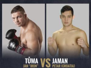 Jan Tůma vs Petar Jaman