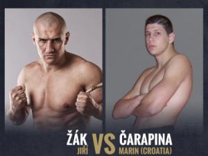 Jirka Žák vs Marin Čarapina