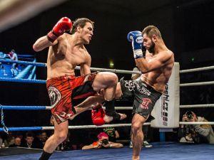 Jirka ŠTÁDLER v MMA