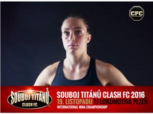 Královna českého MMA na Souboji Titánů