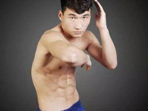 Čínský šampion Li Yong Da