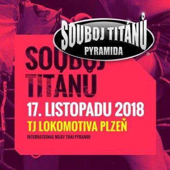 Souboj Titánů - pyramida 2018