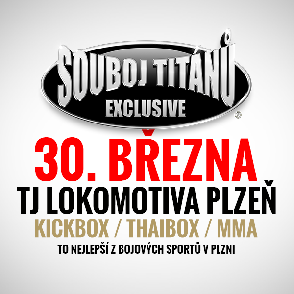 SOUBOJ TITÁNŮ - EXCLUSIVE 2019